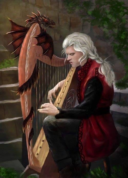 The Battle Of Ruby Ford Fantasy A Song Of Ice And Fire Game Of Thrones Rhaegar Targaryen Robert Baratheo Fantasy Art Illustrations Game Of Thrones Art Epic Art