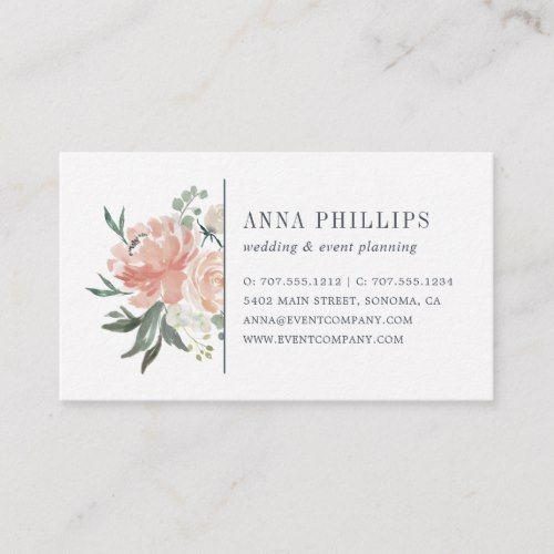 Pin On Wedding Planner Business Card Templates Custom Personalized Design