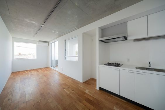 Kitasenzoku Apartment - Picture gallery