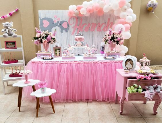 Baby Shower Nina Elefante Decoracion.Decoracion De Elefantes Para Baby Shower Nina Baby Shower