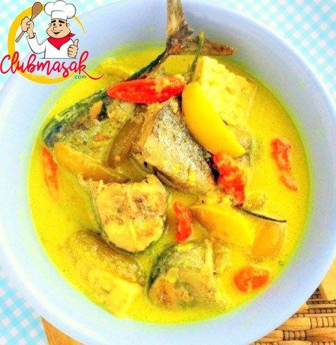 Ikan Bumbu Kuning Club Masak Resep Ikan Resep Makanan Bayi Resep
