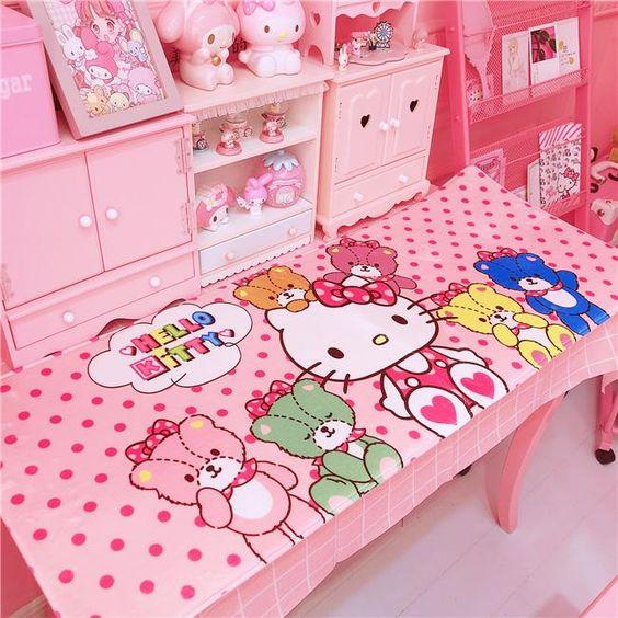 Hello Kitty Mat
