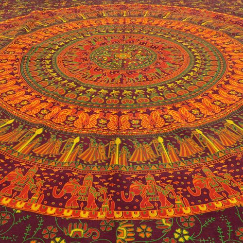 Queen-Tapestry-Wall-Hanging-Hippie-Indian-Mandala-Tapestries-Camel-Bedspread