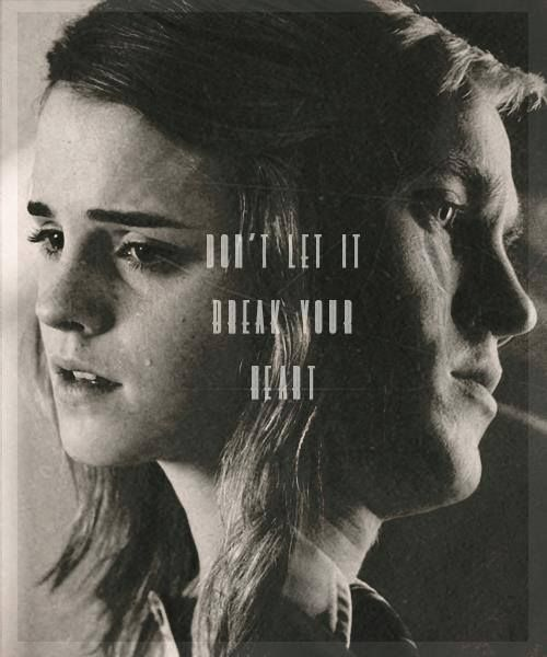 Dramione my most embarrassing yet such wanted ship ever. Even though I do love Ron and Hermione