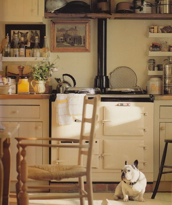 English cottage interiors english cottages and a french for English cottage kitchen pictures