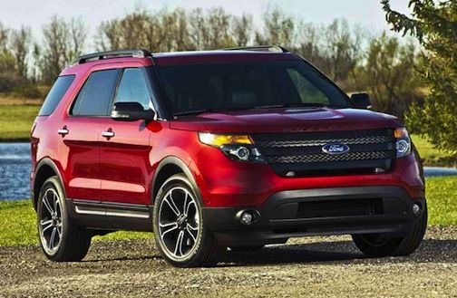 2013 Ford Explorer Sport: Two Things that Could Hold it Back