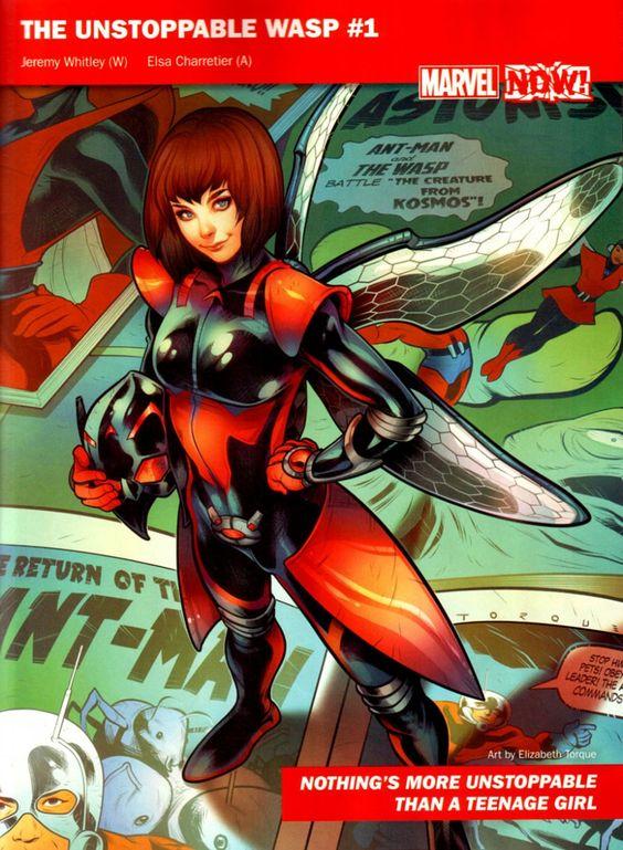 Marvel NOW! 2.0 стартует в октябре - SpiderMedia.ru
