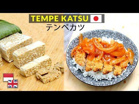 10 Menit Jadi Resep Tempe Katsu Pengganti Chicken Katsu Yang Lebih Murah Youtube Resep Tempe Makanan Resep