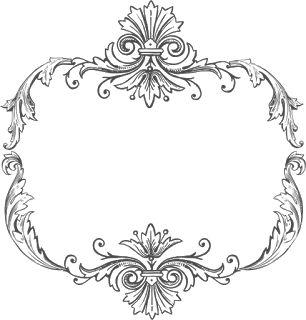 Frames Provençal png