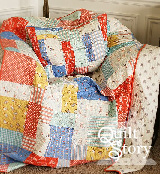 Quilt story blog