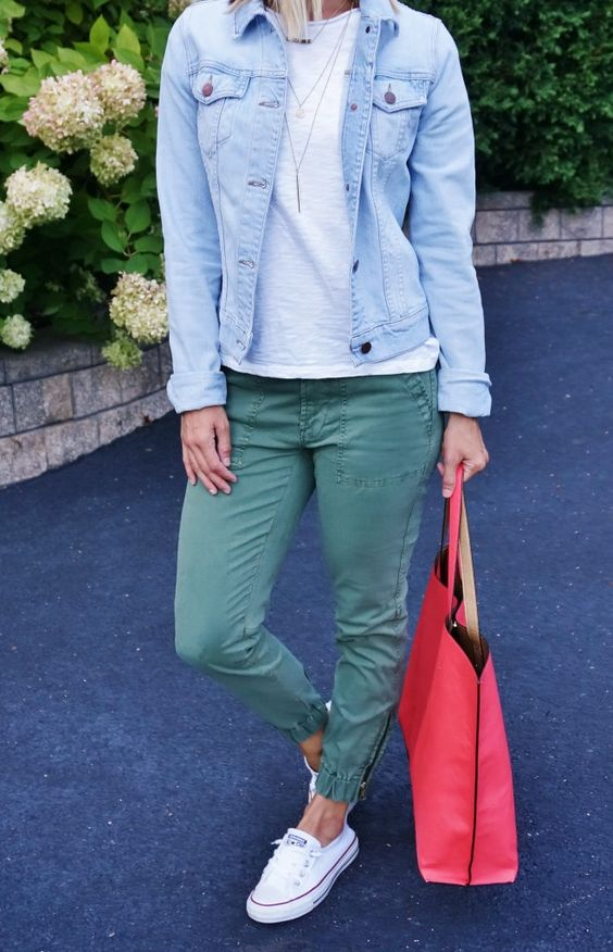 Chic Casual Style Ideas