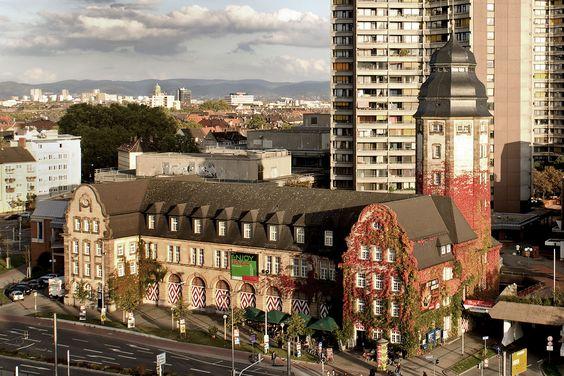Das Goldene Foto 2015 - Motiv Herschelbad Mannheim von ConnyC - küchen quelle nürnberg öffnungszeiten