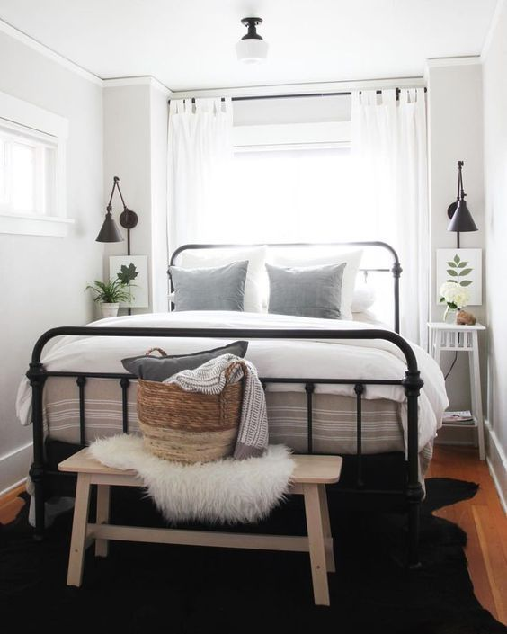 Pin By Best Reviews Uk On Bedroom Ideas Small Guest Bedroom Small Apartment Bedrooms Small Master Bedroom Guest bedroom ideas uk