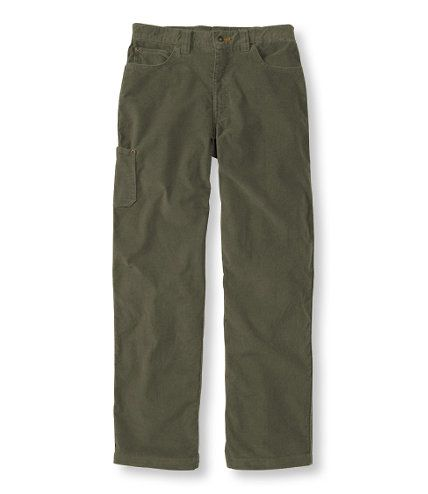 Men's Allagash Corduroy Pants: Pants and Shorts | Free Shipping at L.L.Bean