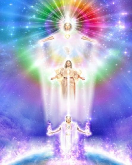 Goddess of Creation ~ Integrate Your Higher Self - LoveHasWon.org
