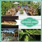 Top Outdoor Living Spaces