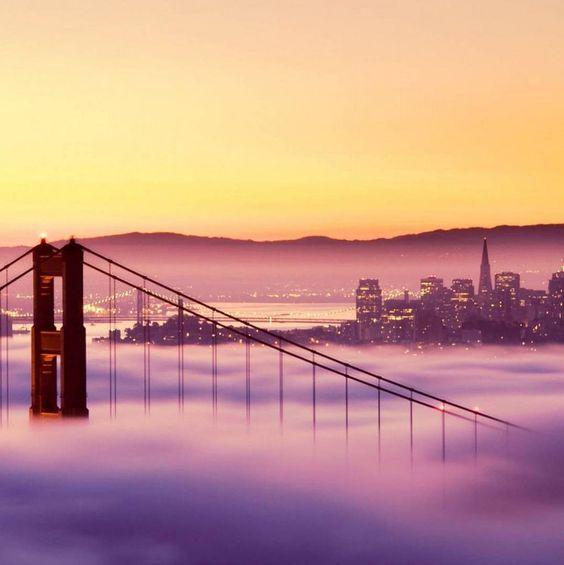 Всем доброе утро! Как вам вообще наш аккаунт нравится?  Сан-Франциско США  #instagood #urban #photooftheday #beautiful #beauty #L