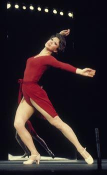 Donna Mckechnie A Chorus Line 1976...and I was lucky enough to see her dance this number !