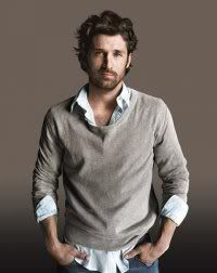 Ronald, McDreamy, whoever he is I love him.