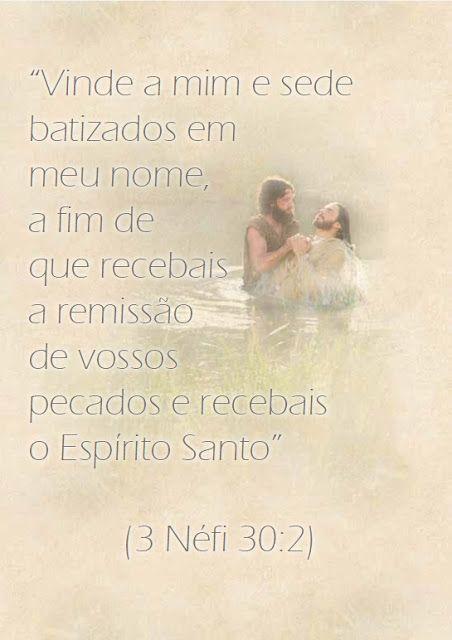 Escritura do mês de Junho 3 Néfi 30:2