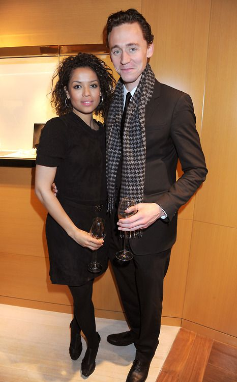 Tom Hiddleston and actress ???