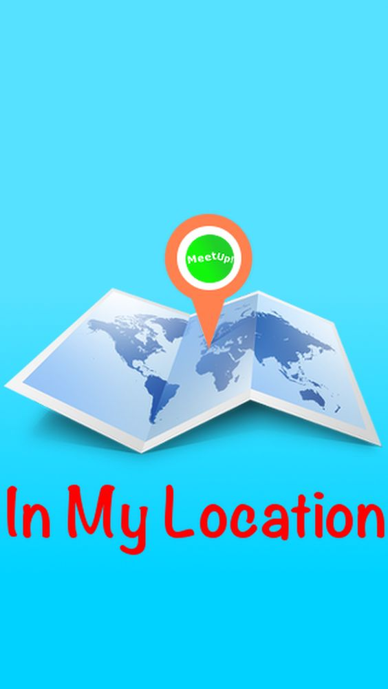 Anywhere you are. Get it here! https://itunes.apple.com/us/app/inmylocation/id816249062?mt=8