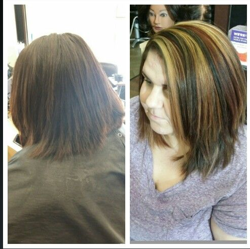 Before and after #highlights #lowlights