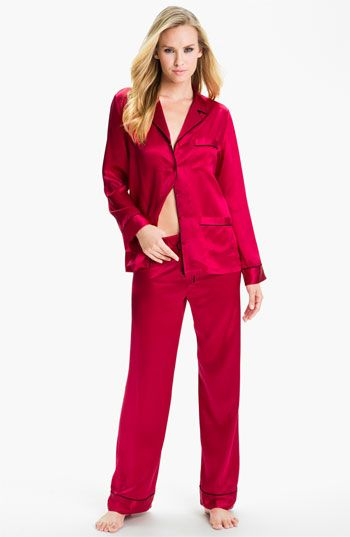 Shimera Silk Pajamas available at #Nordstrom | Pajamas | Pinterest ...