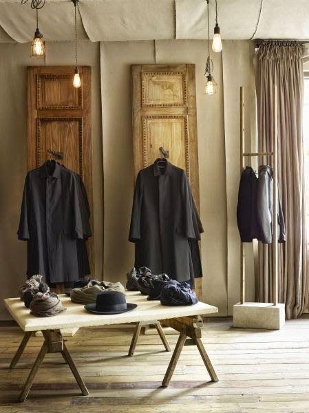 Hostem una boutique de lujo al m s puro estilo vintage industrial londres - Boutique vintage londres ...