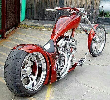 Harley Davidson...