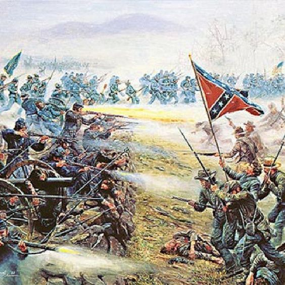 """From """"Gettysburg 150: July 1, 2013"""" story by Buffy Andrews on Storify — http://storify.com/buffyandrews/gettysburg-150-july-1-2013"""