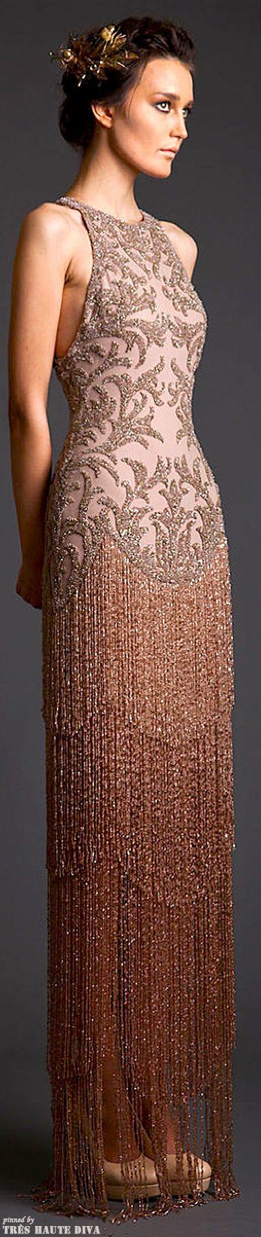 #Krikor Jabotian Couture S/S 2014: