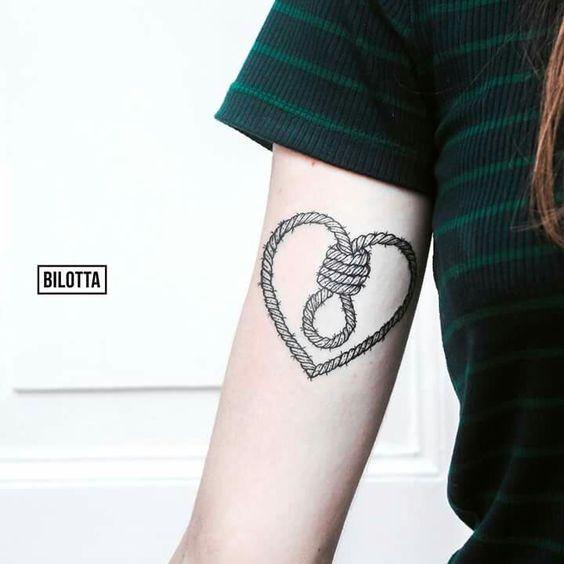 Coração e Forca