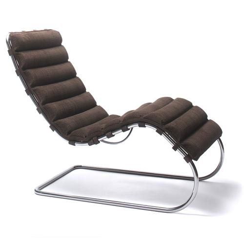 tugendhat chair 1929 ludwig mies van der rohe i really like the shape of this lounge chair. Black Bedroom Furniture Sets. Home Design Ideas