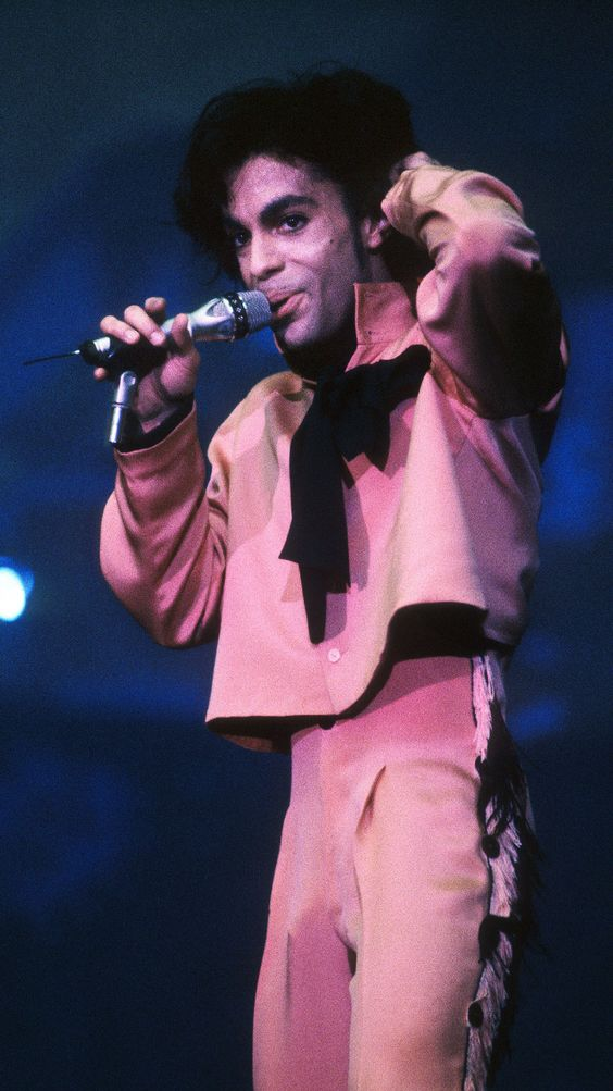 Oh Prince,so talented and eccentric.
