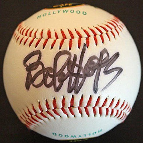 BOB HOPE (d.2003)signed Hard Rock Cafe logo baseball- Full Letter - JSA Certified - Autographed Baseballs Sports Memorabilia http://www.amazon.com/dp/B00G8D5PWG/ref=cm_sw_r_pi_dp_9EQ-tb0TXGRP7