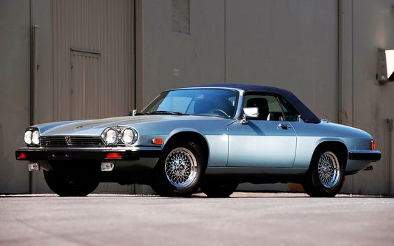 1975 Jaguar XJS Convertible