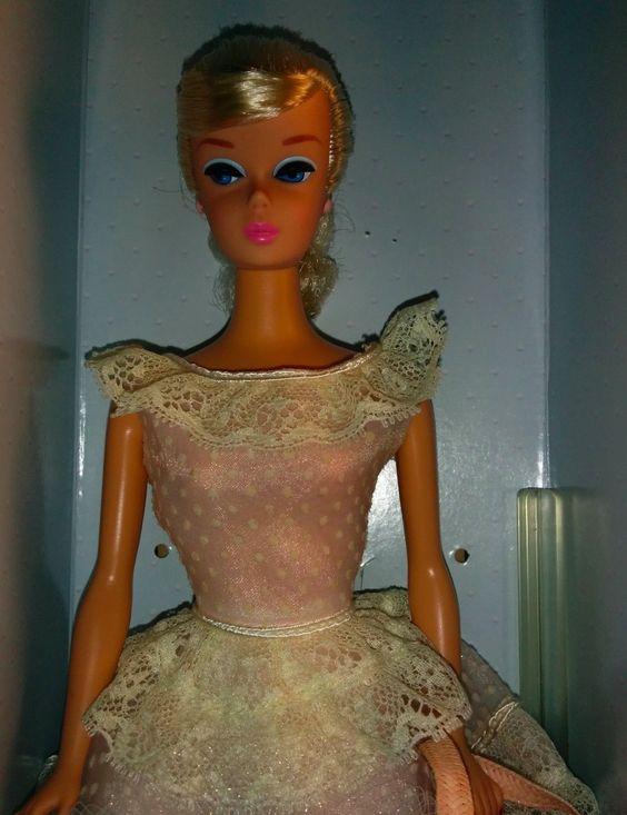 Barbie Mattel Plantation Belle Vintage Reproduction Doll 2003 Complete in Box   eBay