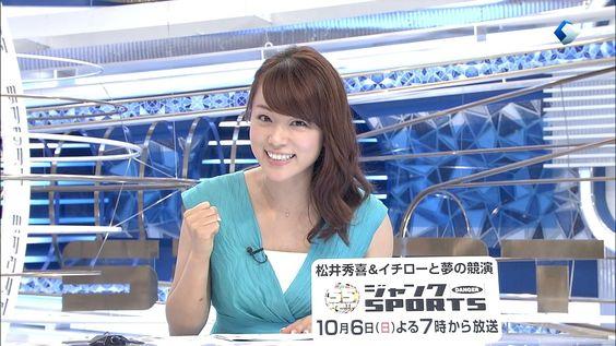 本田朋子ガッツポーズ画像