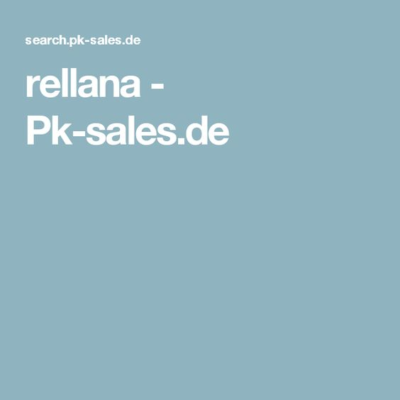 rellana - Pk-sales.de