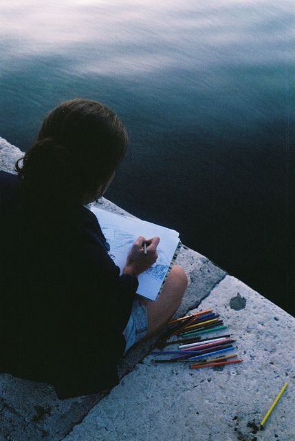 A good place to draw!