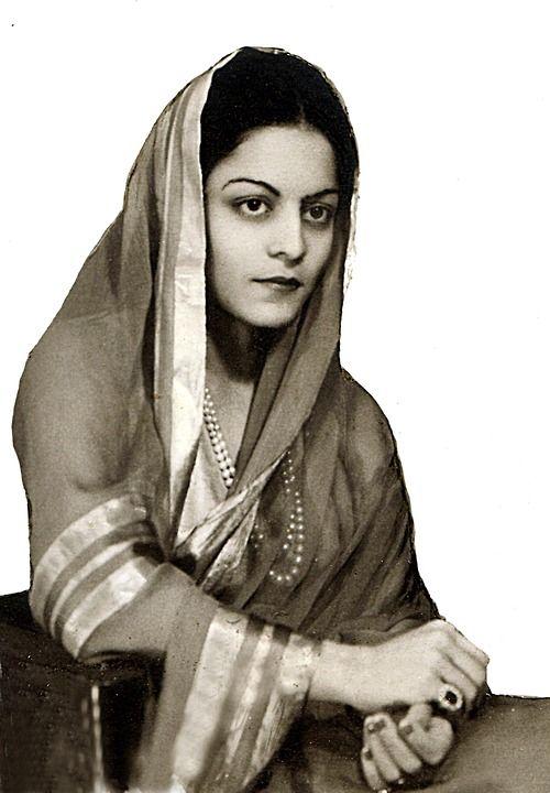 Sajida Sultan  Begum of Bhopal