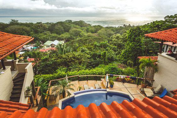 Costa Rican Yoga  Surfing Retreat :: Photogenic Lab