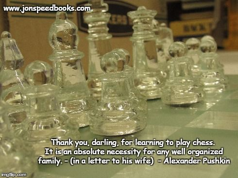 Puskin on Chess