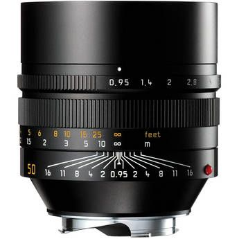 The Leica Noctilux $13,200 is so expensive that only a few people can afford it.