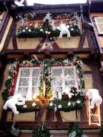 Marchés de Noel - Gites alsace
