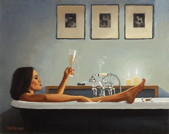 Jack Vettriano Painting = OBE born Jack Hoggan, is a Scottish painter. His 1992…