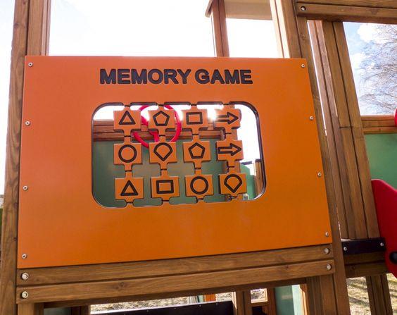 Memory To Gra W Zapamietywanie Obrazkow Dla Mlodszych Dzieci Idealne Uzupelnienie Placu Zabaw Larslaj Placzabaw Playground Dzieci Gra Memory