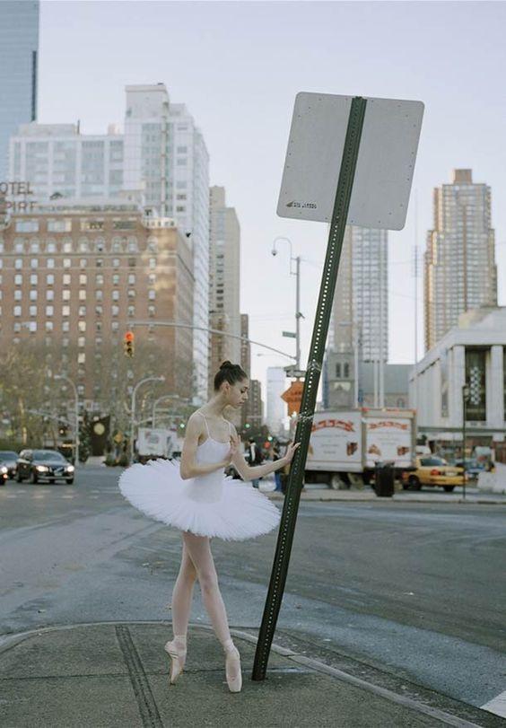 Ballerina Project – Danseuses urbaines et Photographie
