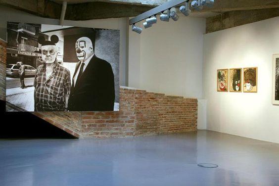 Vista de la instalación en Ivorypress, Madrid, España,20011 / Instalation view at Ivorypress, Madrid, España, 2011.